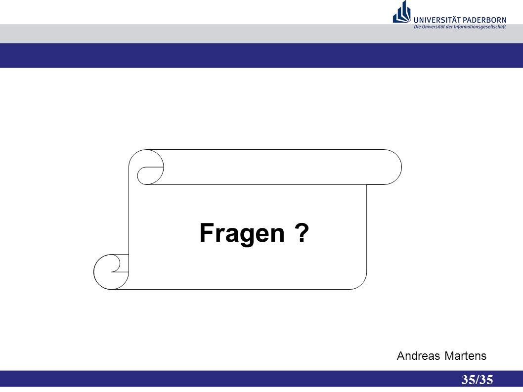 35/35 Fragen Andreas Martens