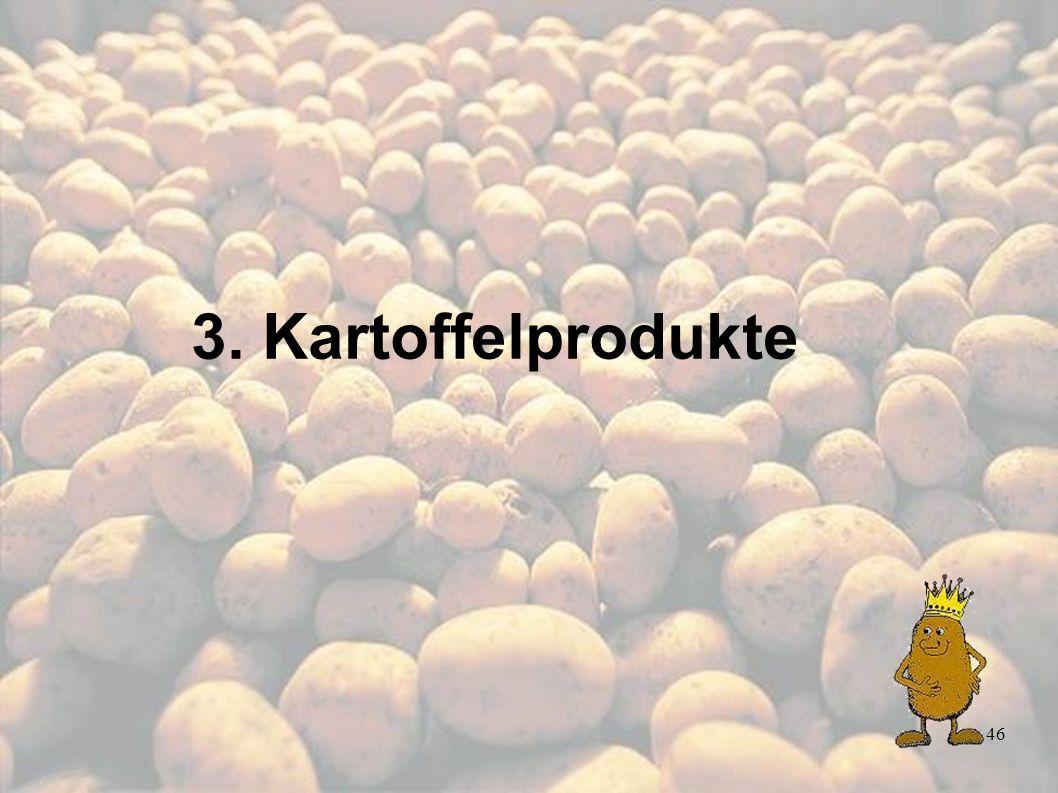 46 3. Kartoffelprodukte