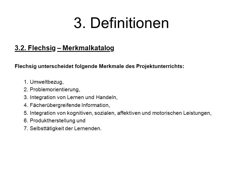 3. Definitionen 3.2.