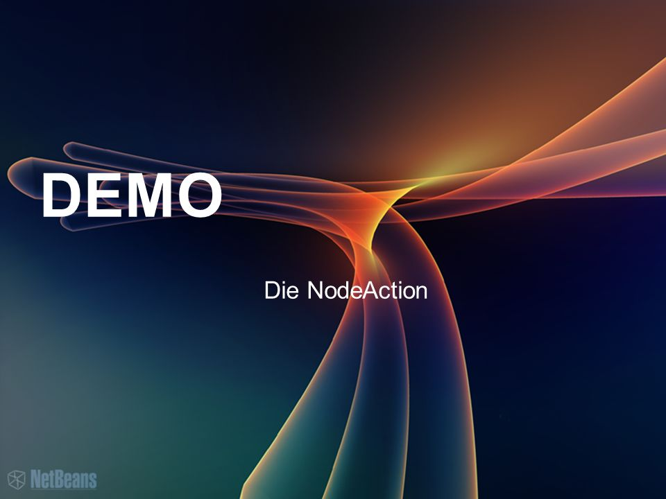 DEMO Die NodeAction