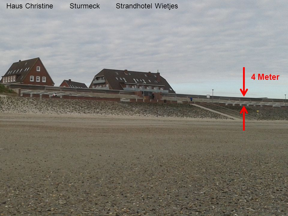 10 4 Meter Haus Christine Sturmeck Strandhotel Wietjes