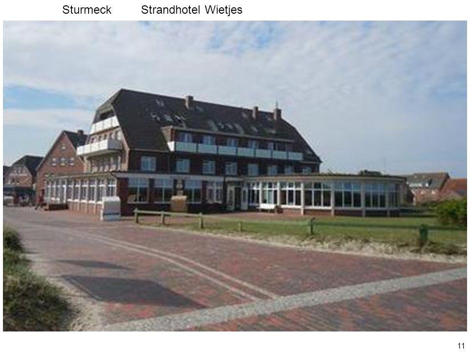 11 Sturmeck Strandhotel Wietjes