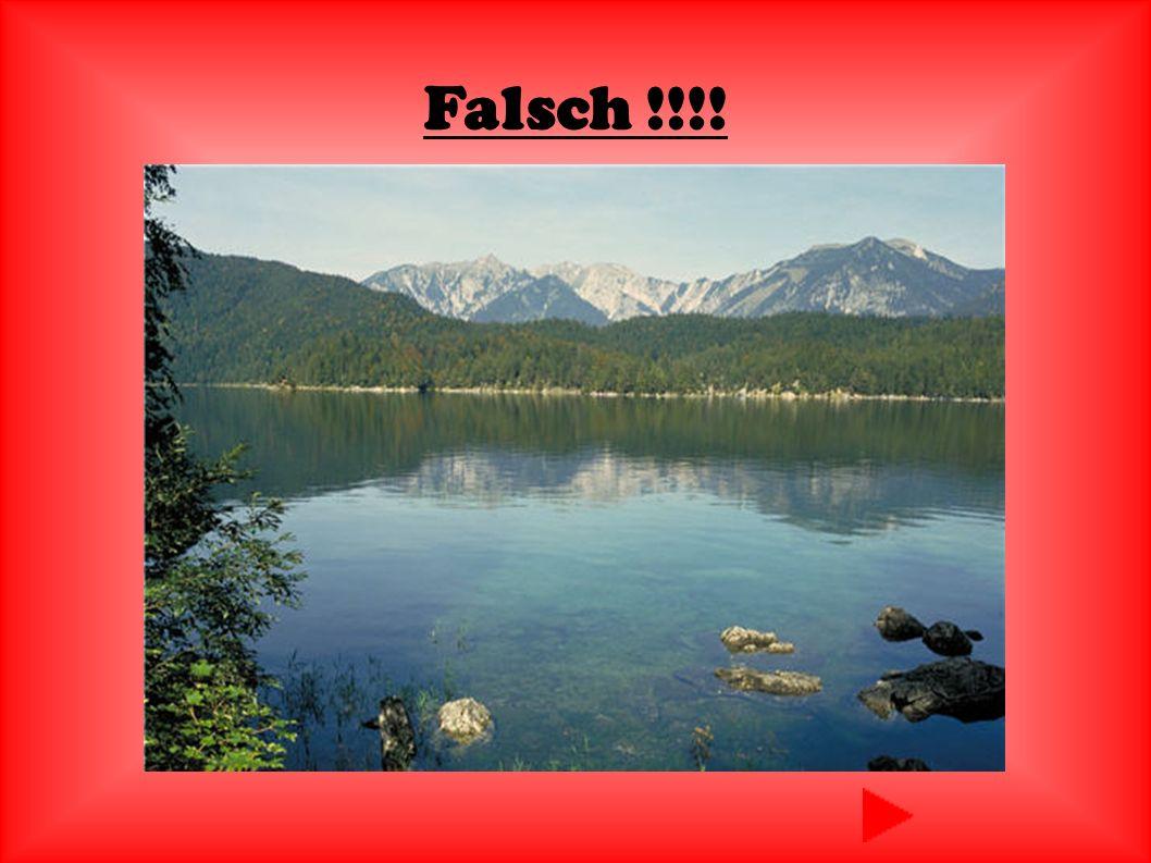 Falsch !!!!
