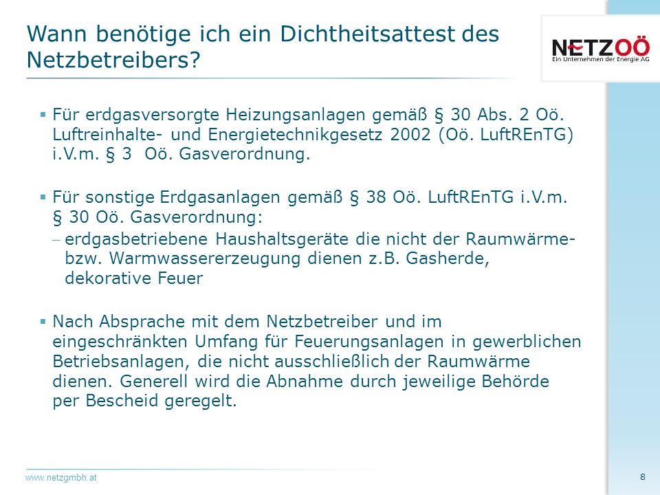 www.netzgmbh.at  Bescheid der Oö.