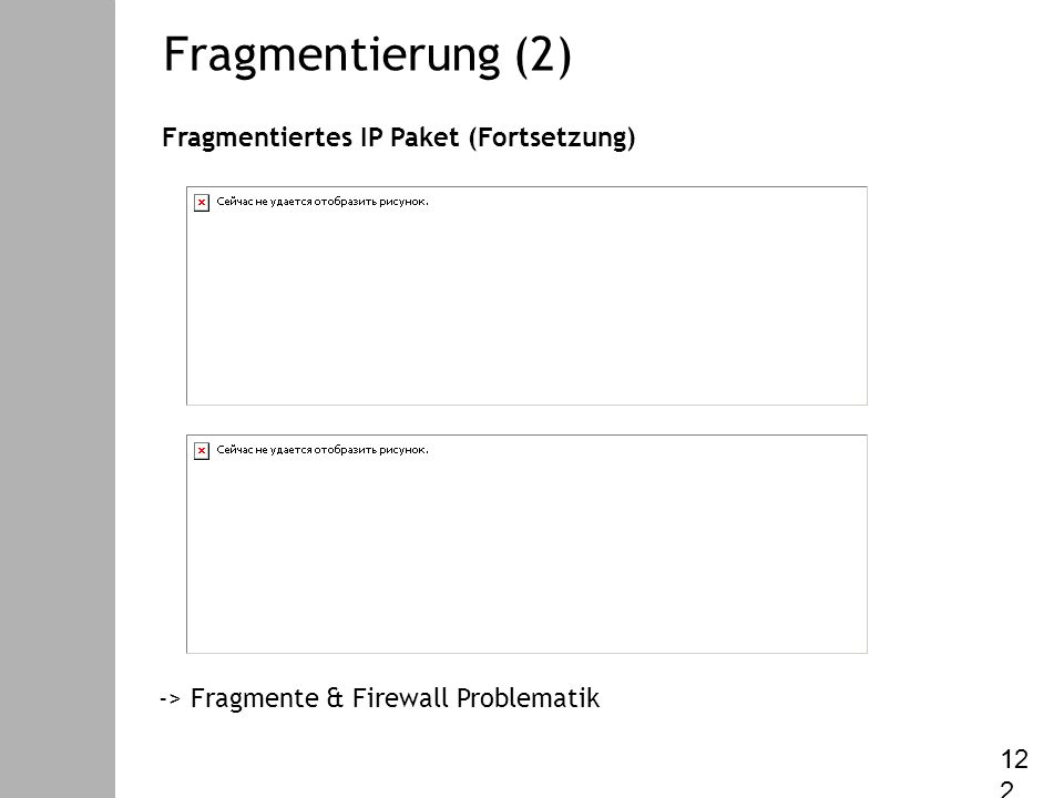 Datenkommunikation – V.