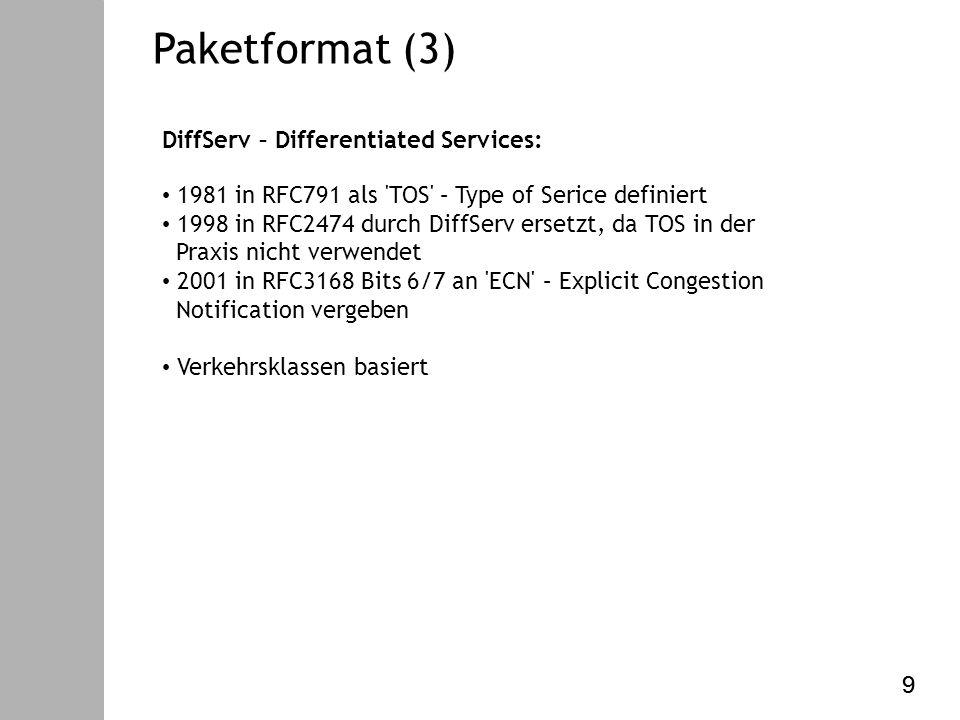 Datenkommunikation – V.