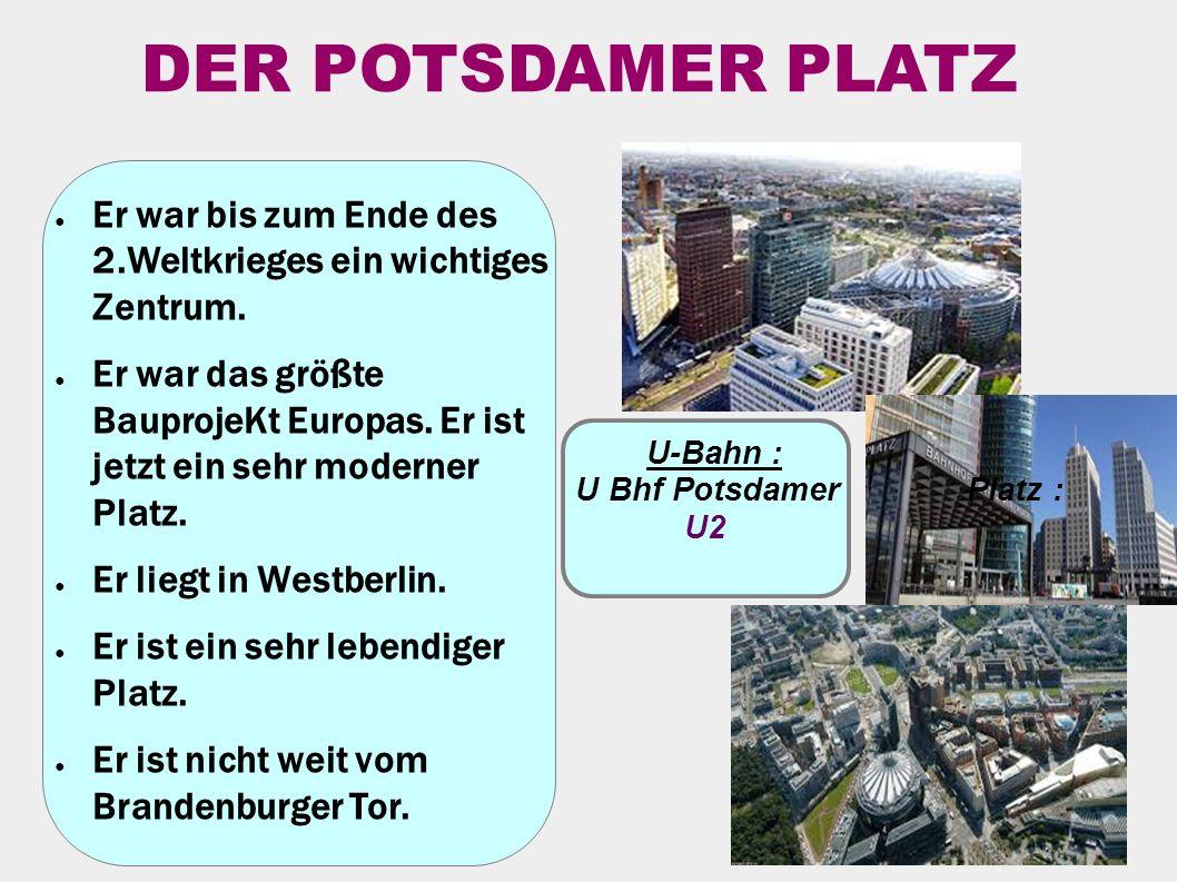 WO KÖNNEN SIE IN BERLIN ÜBERNACHTEN ?