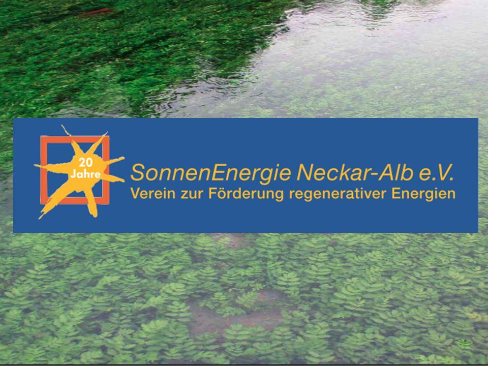 SonnenEnergie Neckar-Alb e.V. – Verein zur Förderung regenerativer Energien Klaus Fink
