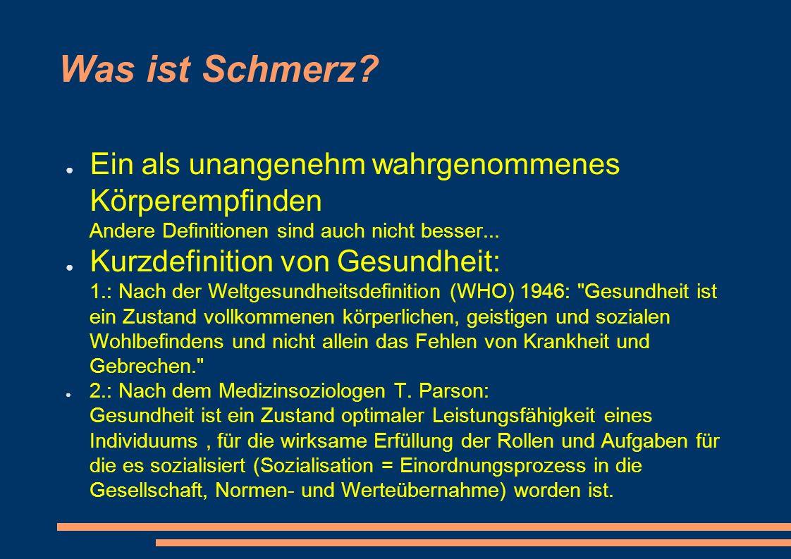 Osteoporoseschmerz: