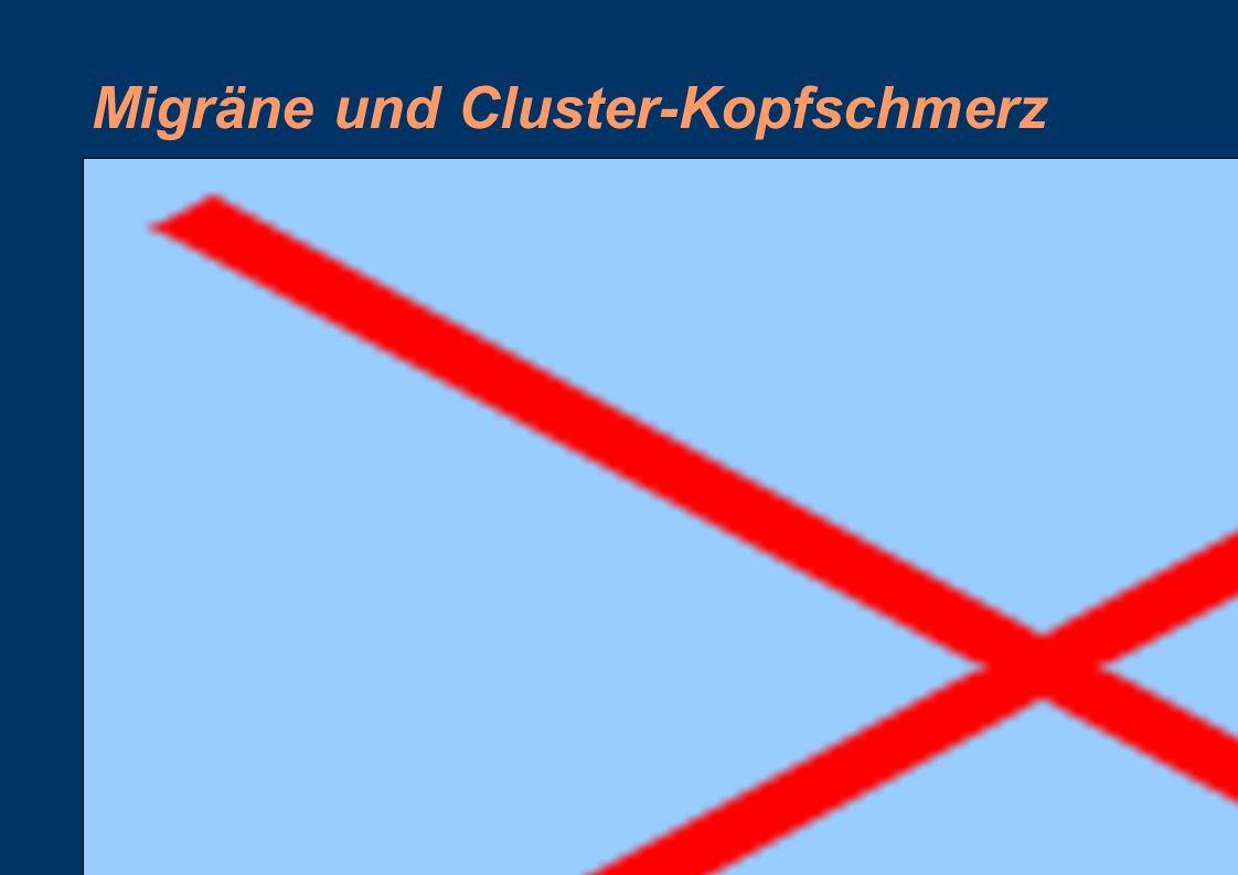 Migräne und Cluster-Kopfschmerz