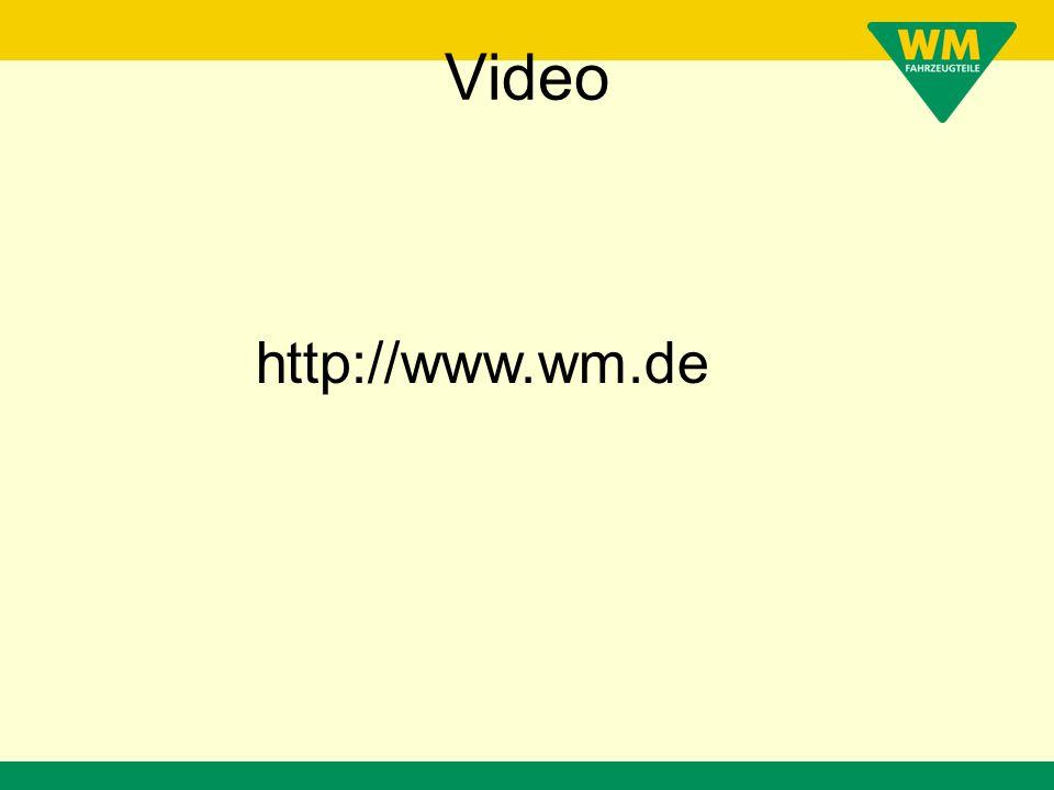 Video http://www.wm.de