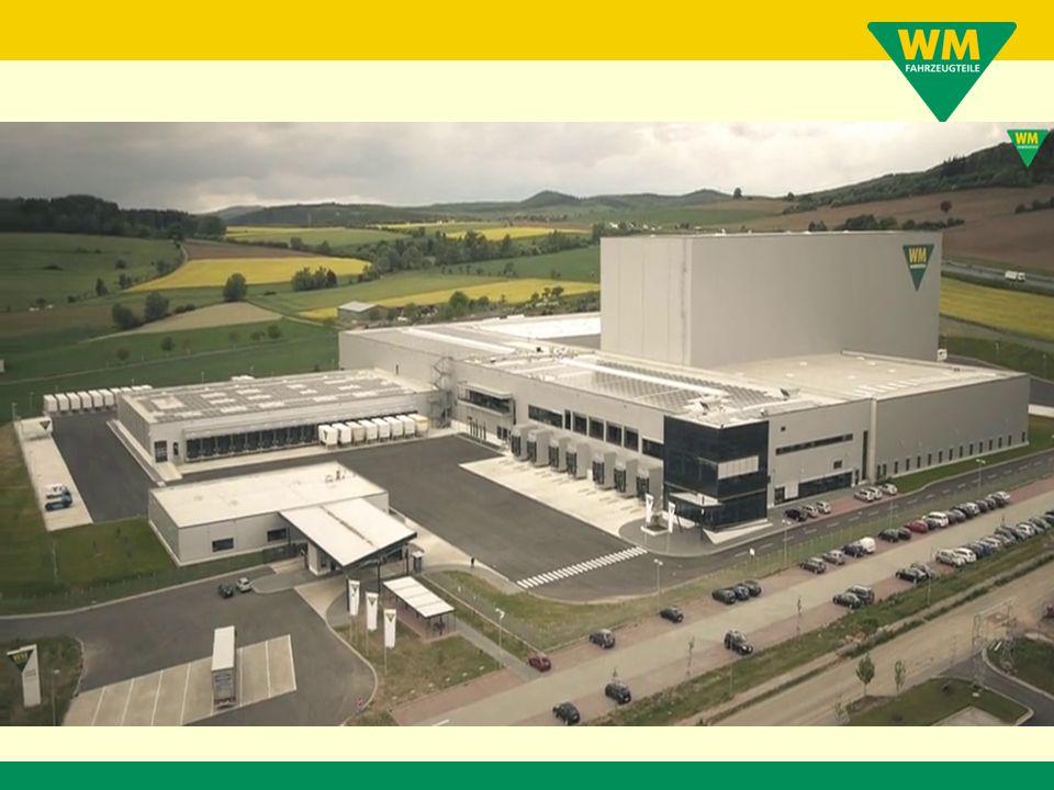 Lager Hedemünden Größer, moderner, effektiver Am 20.03.2014 eröffnete die Wessels + Müller AG offiziell ihr neues Logistikcenter im niedersächsischen