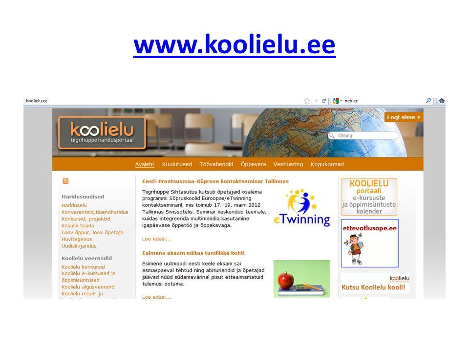 www.koolielu.ee