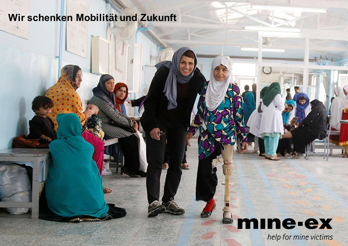 Wir schenken Mobilität und Zukunft