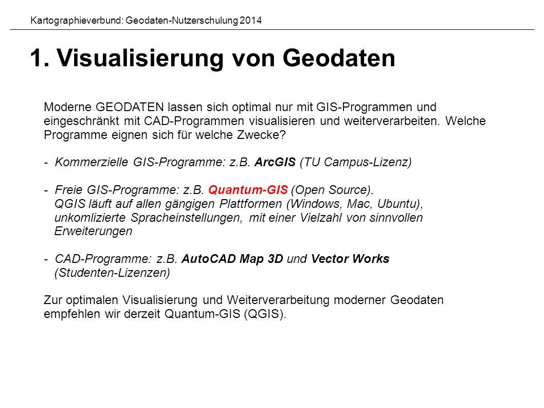 Soldner-Blattschnitte Berlin: Kacheln 3200 x 2400 m Kartographieverbund: Geodaten-Nutzerschulung 2014 Geodaten-Nutzerschulung Hürden und Hindernisse auf dem Weg: Geodaten  GIS/CAD  Karte