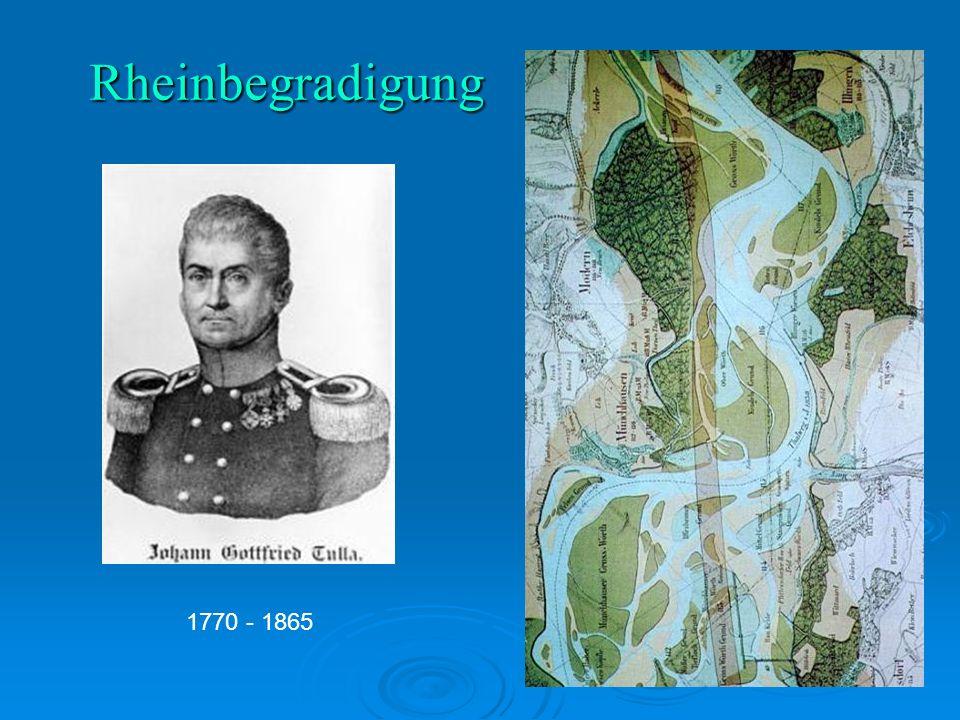 Rheinbegradigung