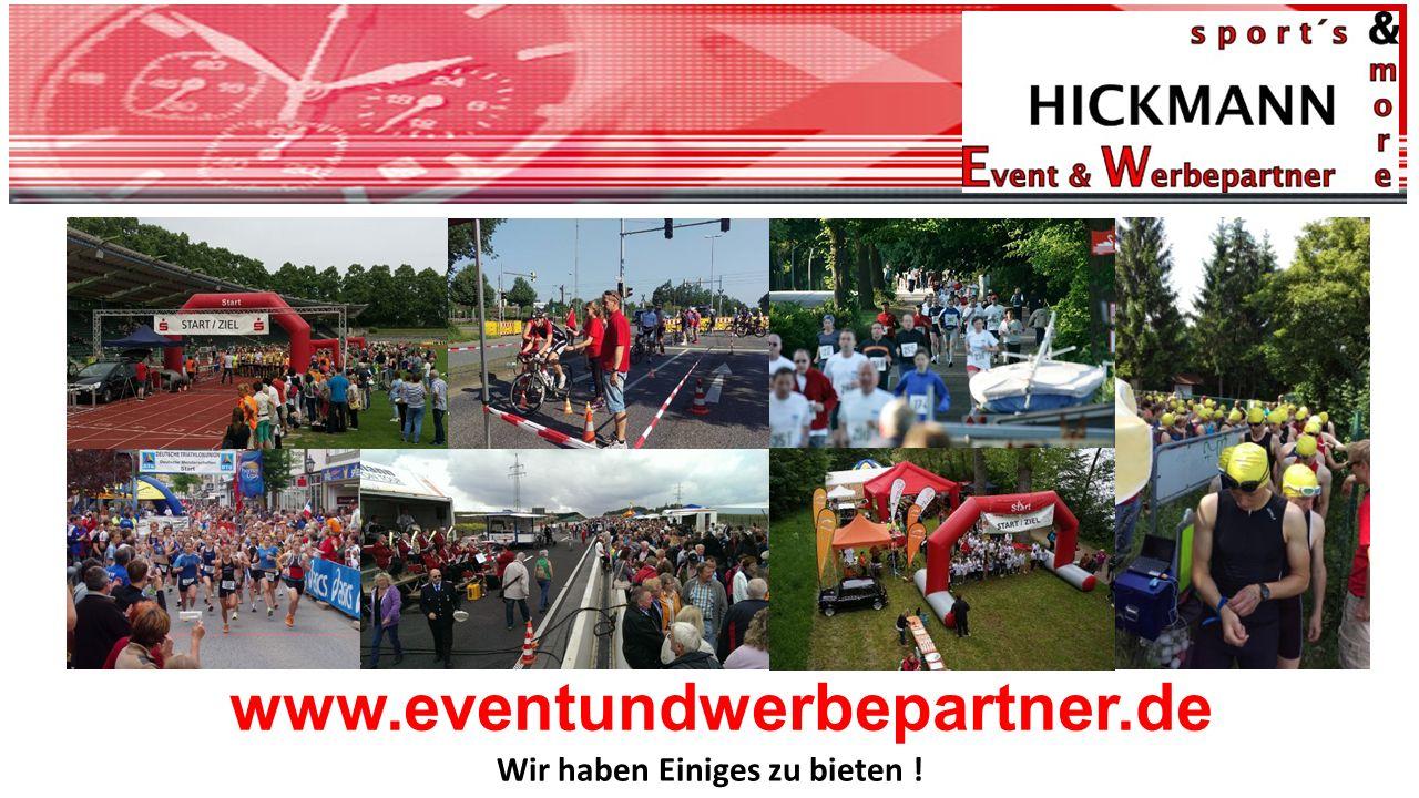 www.eventundwerbepartner.de Wir haben Einiges zu bieten !