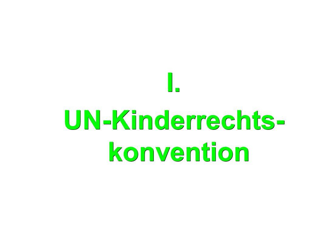 III.Nachzug von Kindern 1.