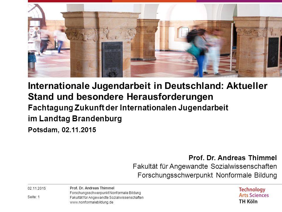 Seite: 1 02.11.2015 Prof. Dr.