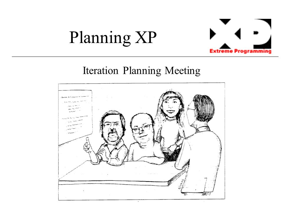 Planning XP Iteration Planning Meeting