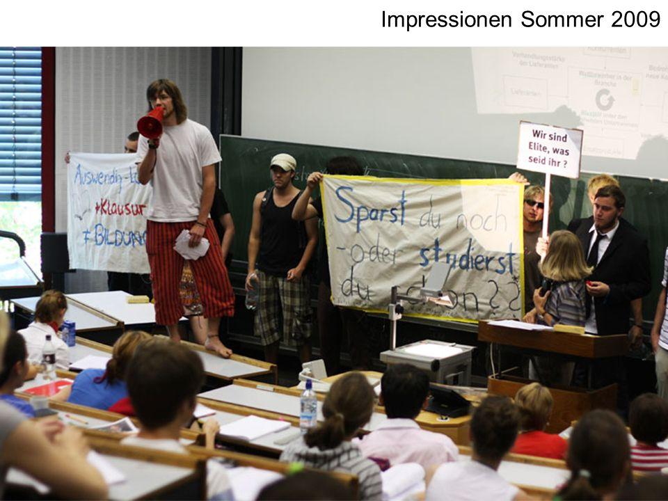 Impressionen Sommer 2009
