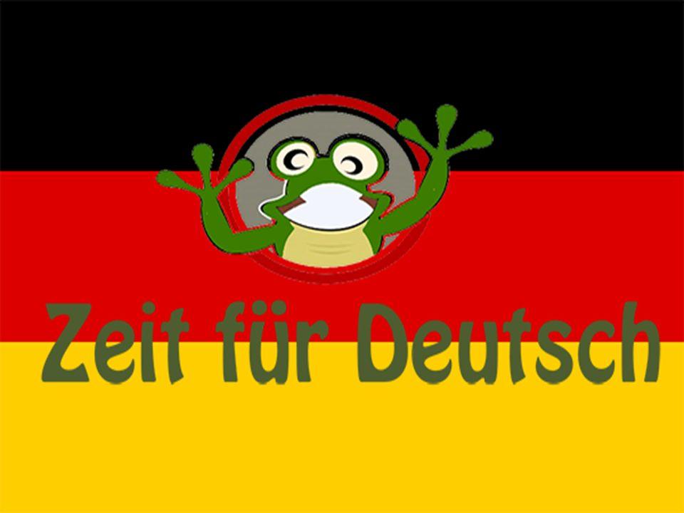 Map of Germany – Deutschlandkarte