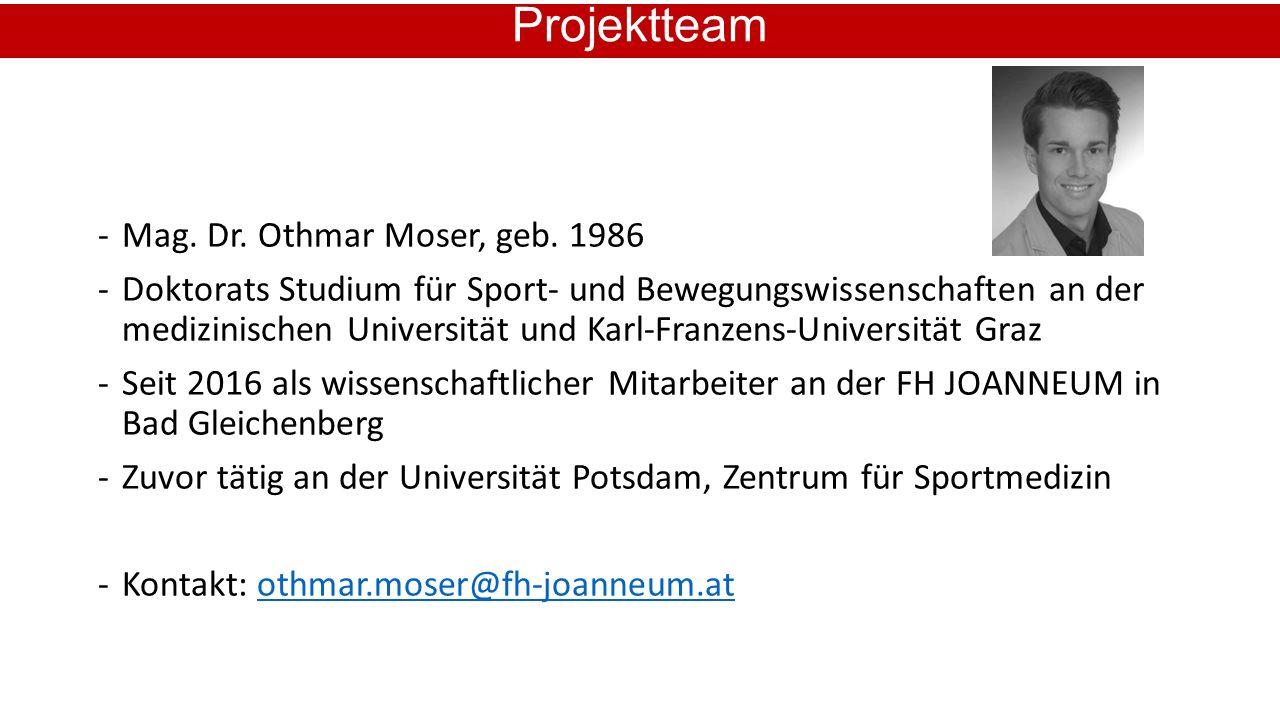 -Mag. Dr. Othmar Moser, geb.