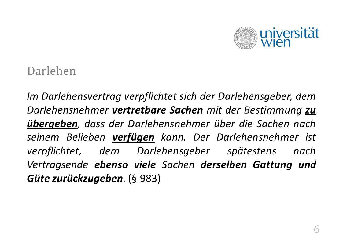77 Haftungsvoraussetzungen § 970.