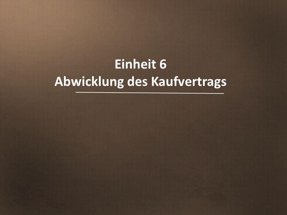 Hauptinhalt 1. Schritte 2. Briefe und Muster 3. Dokumente