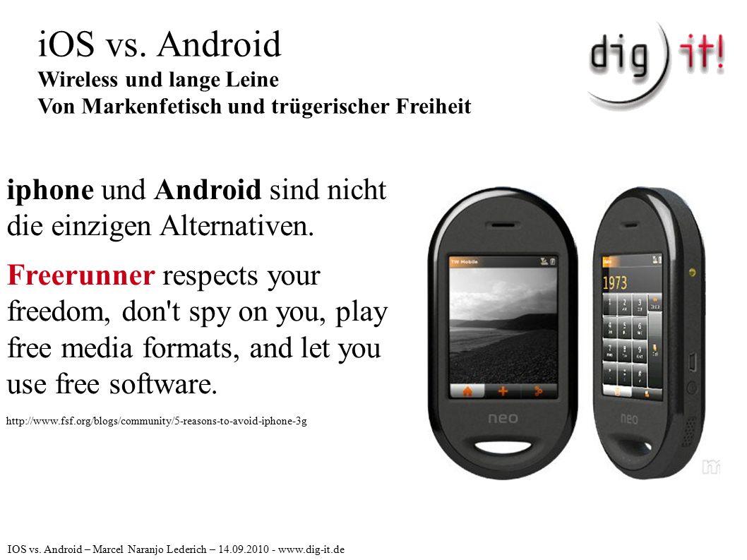iOS vs.