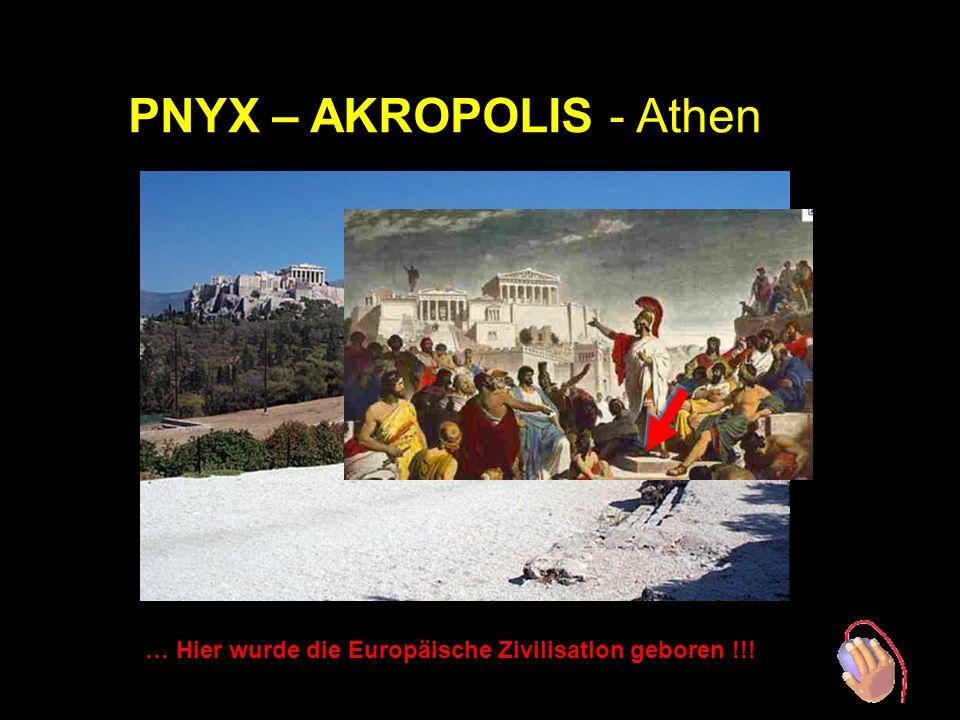 5. Tag Rückfahrt durch Pnyx - Akropolis BBesuch in PNYX – AKROPOLIS - Athen BBesichtigung St.