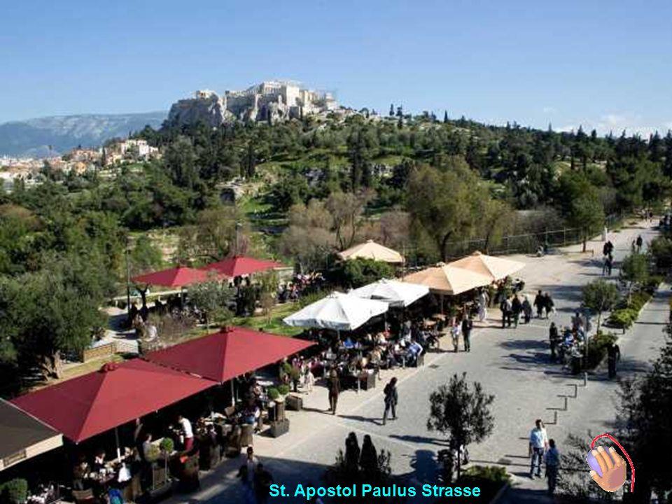 PNYX – AKROPOLIS - Athen … Hier wurde die Europäische Zivilisation geboren !!!