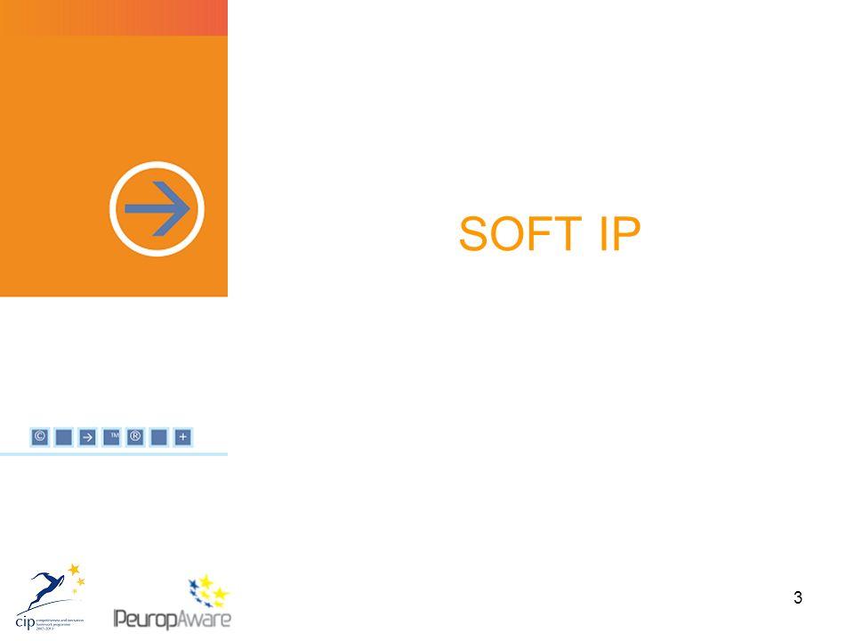 44 Welche Soft IP-Rechte sind beteiligt.