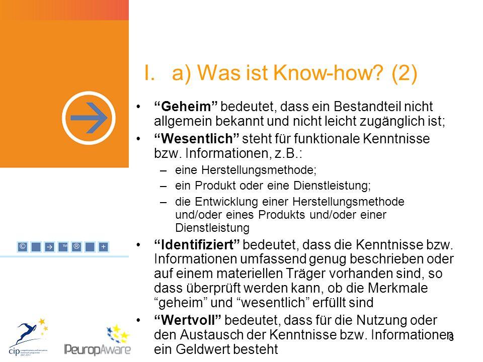39 Welche Art von Soft IP besitzt Happy Baby? Know-how Geschäftsgeheimnisse Marken Werbeslogan