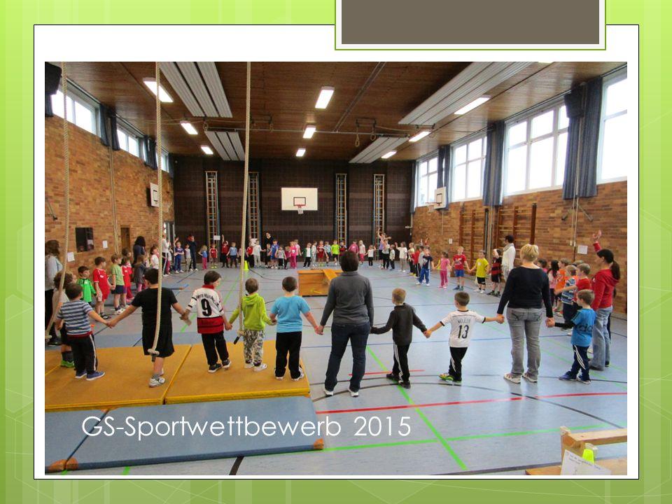 GS-Sportwettbewerb 2015