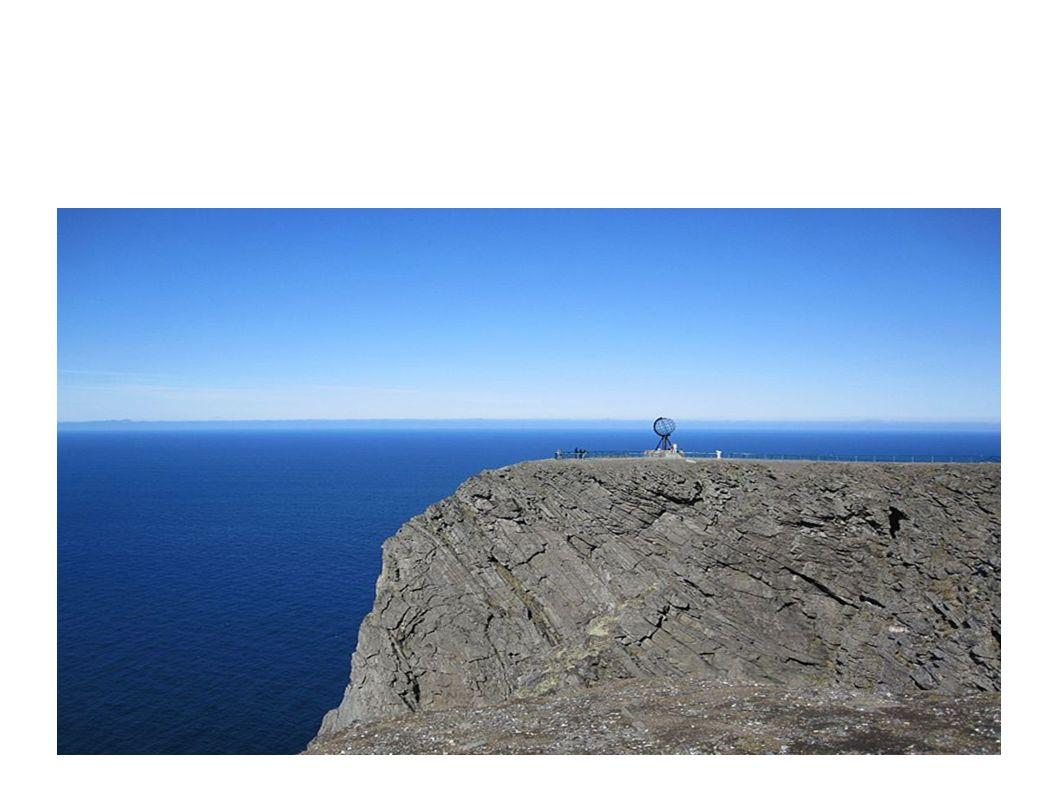 Sehenswürdigkeiten Nordkap