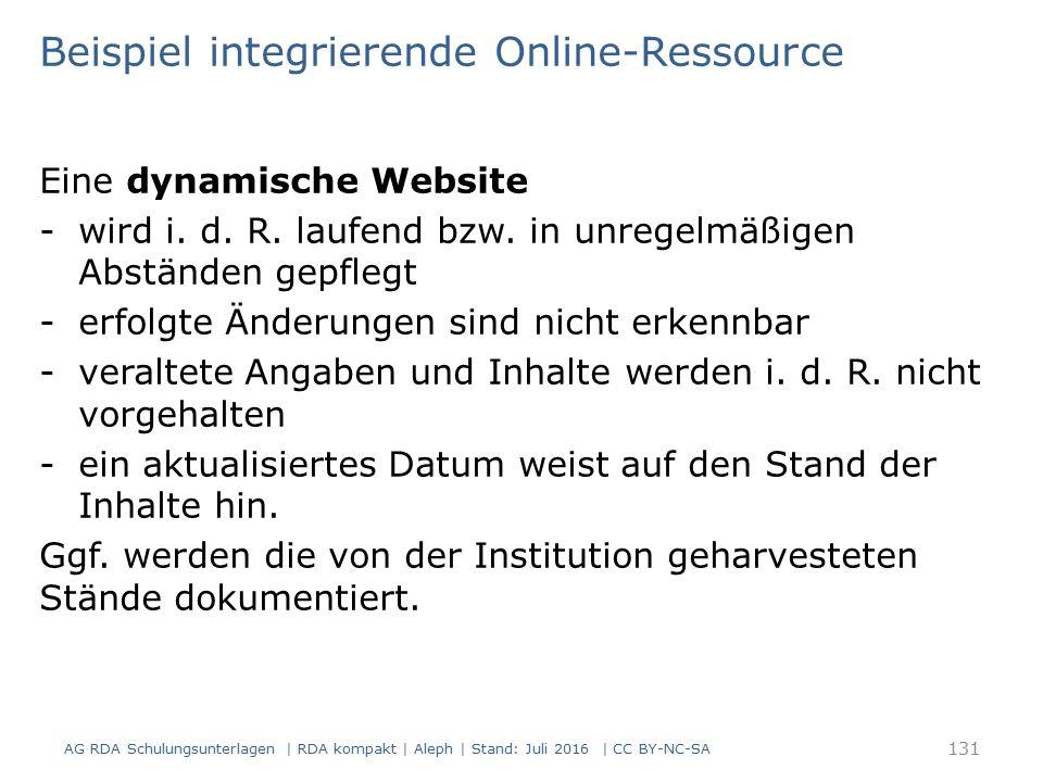 Eine dynamische Website -wird i.d. R. laufend bzw.