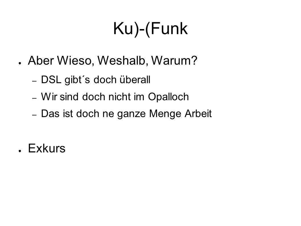 Version 11 - August 2006 8 Was ist freifunk.net.