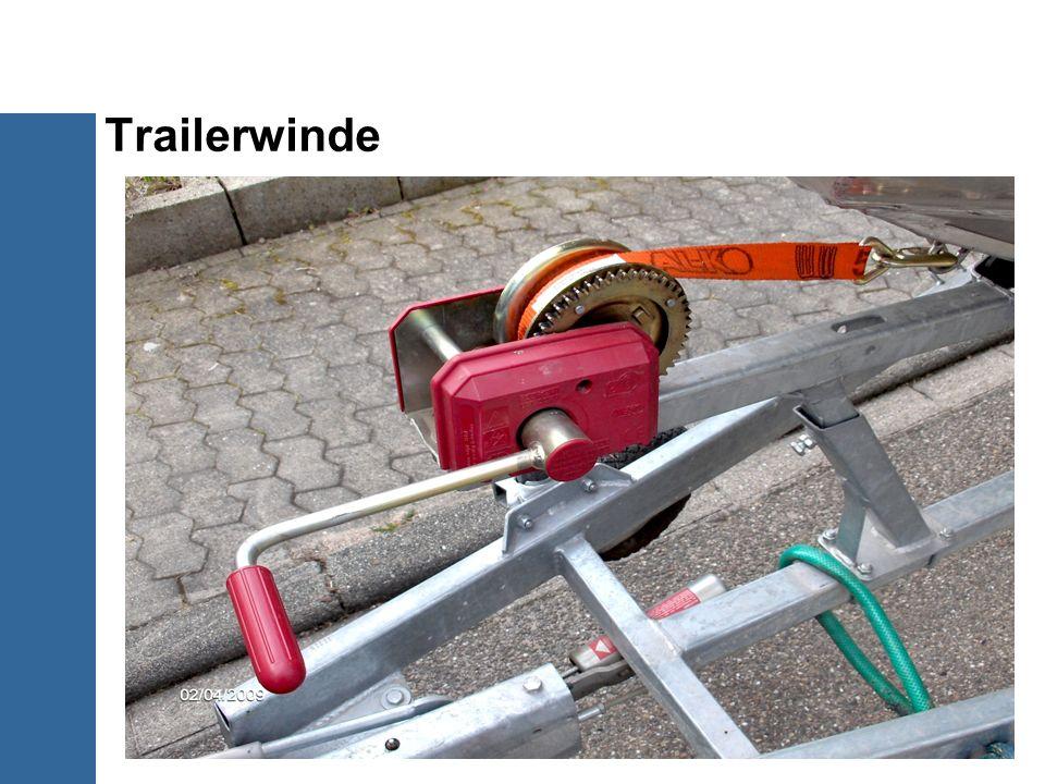 Trailerwinde