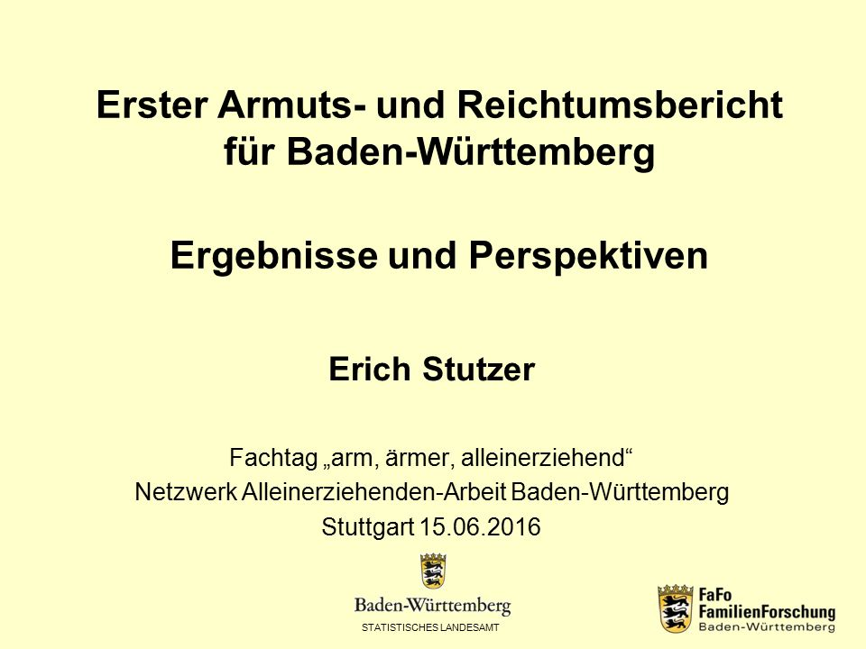 22 Hilfequoten © Statistisches Landesamt Baden-Württemberg, Stuttgart, 2015 Vervielfältigung und Verbreitung, auch auszugsweise, mit Quellenangabe gestattet.