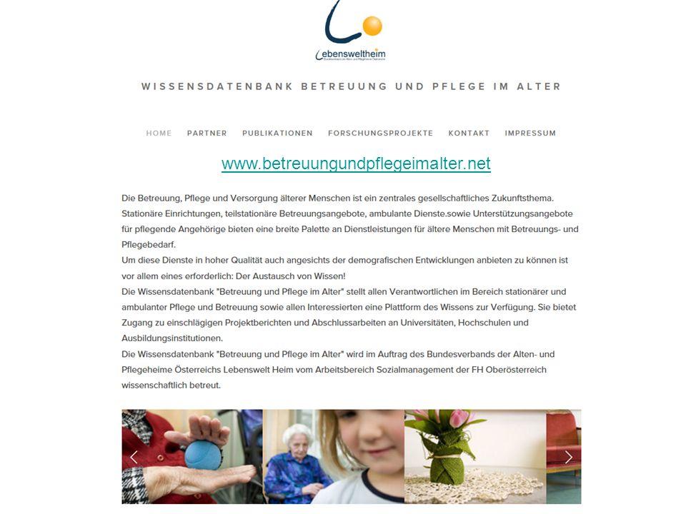 www.betreuungundpflegeimalter.net