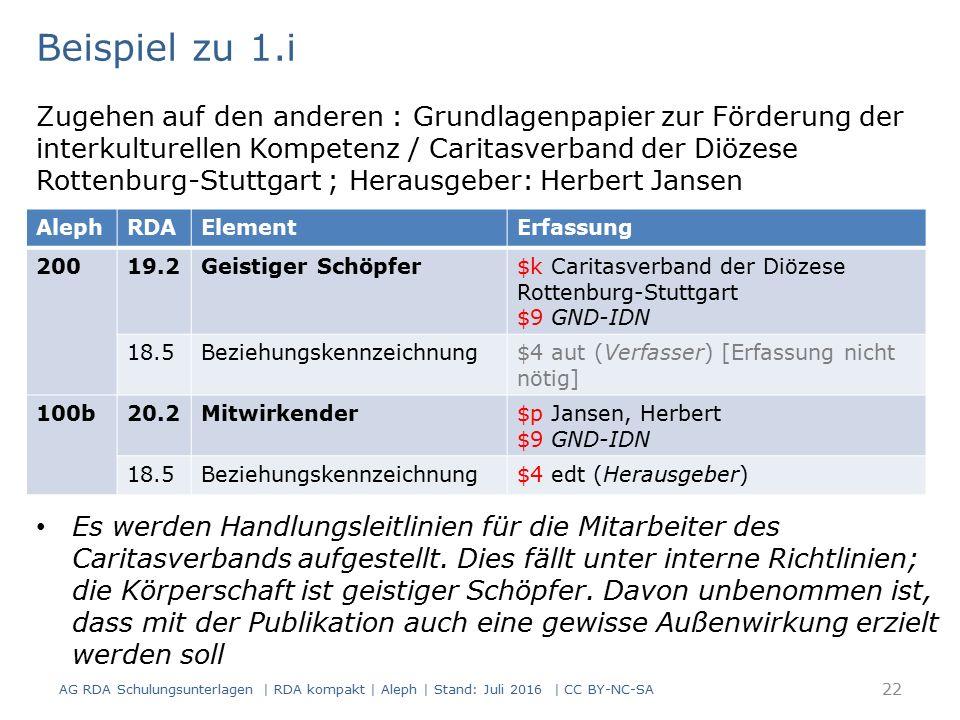 22 Zugehen auf den anderen : Grundlagenpapier zur Förderung der interkulturellen Kompetenz / Caritasverband der Diözese Rottenburg-Stuttgart ; Heraus