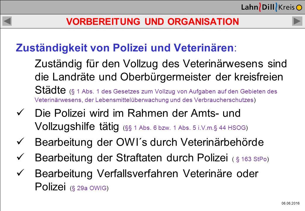 06.06.2016 Autobahnkontrolle von Tiertransporten durch Veterinäre und Polizei Dringlichkeitsmaßnahmen und Ahndungsmöglichkeiten Claudia Eggert-Satzing