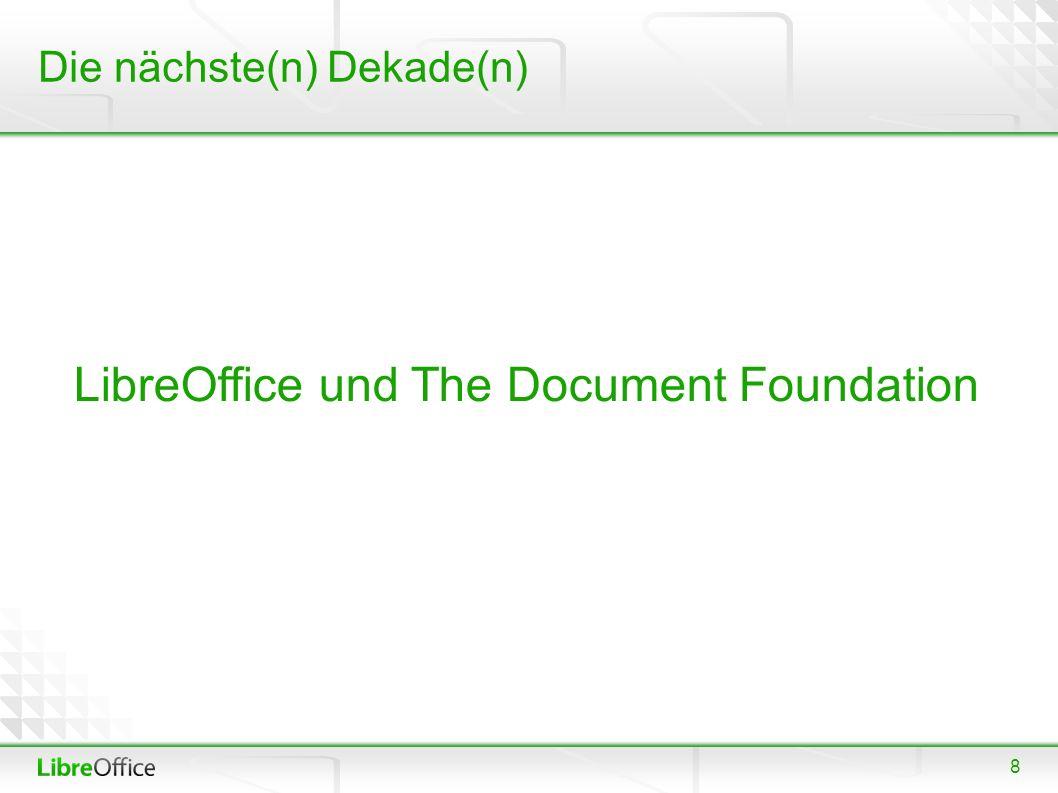 49 Extensions versus Neue Features für LibreOffice