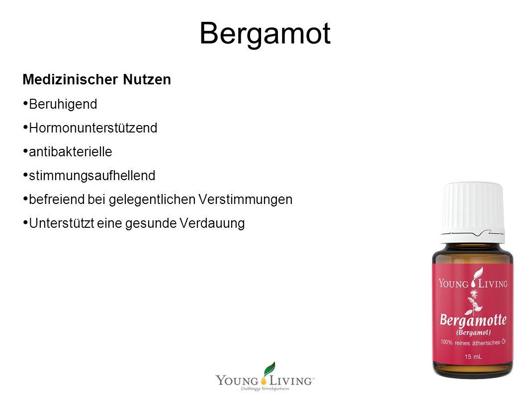 Innere Reinigung nach den 5 Wandlungsphasen Mit ätherischen Ölen von Young Living Bergamot Medizinischer Nutzen Beruhigend Hormonunterstützend antibak