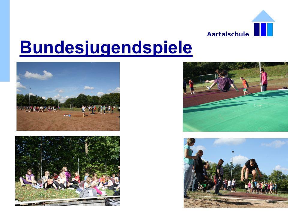 Bundesjugendspiele Aartalschule
