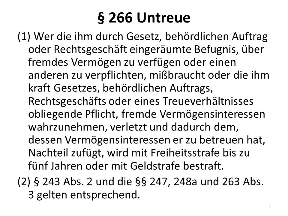 Verletzung v.Art. 103 II GG Nulla poena sine lege (Rn.