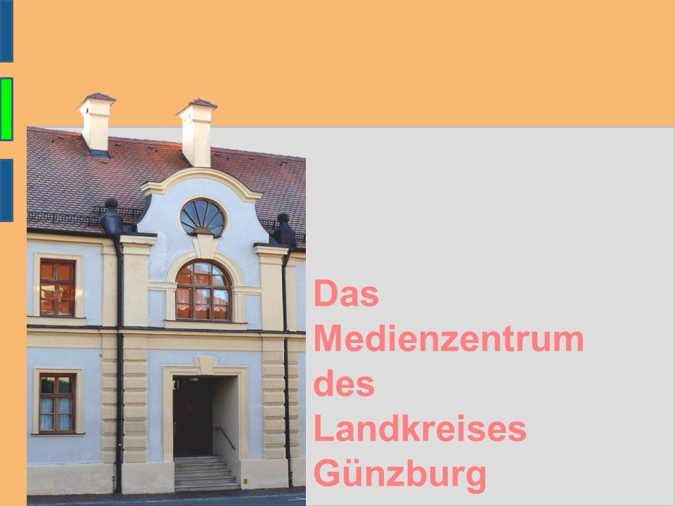 Das Medienzentrum des Landkreises Günzburg