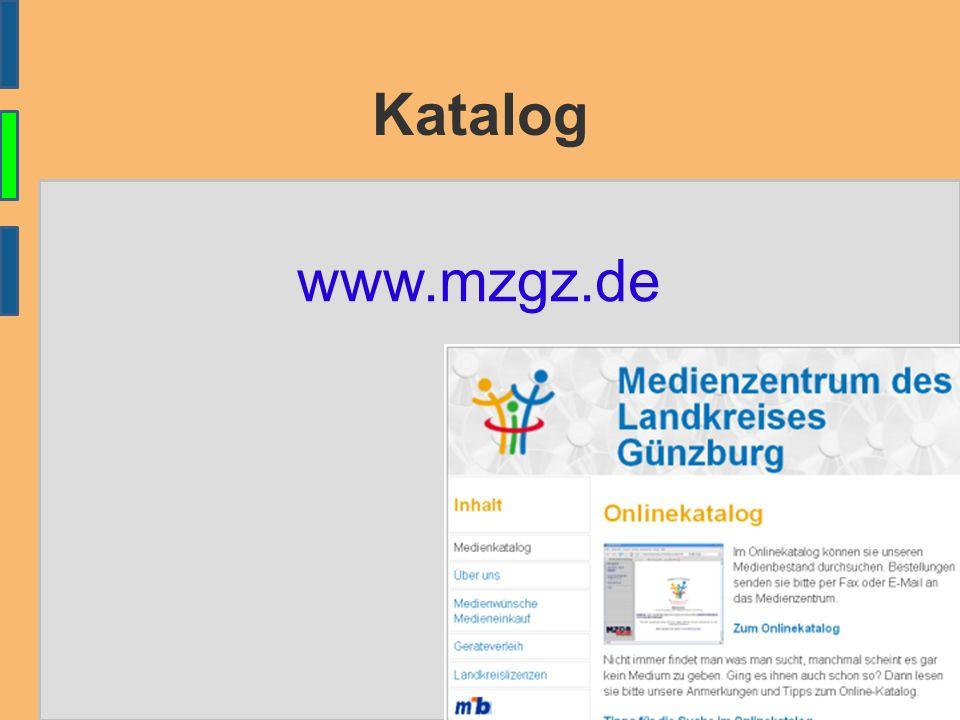 Katalog www.mzgz.de