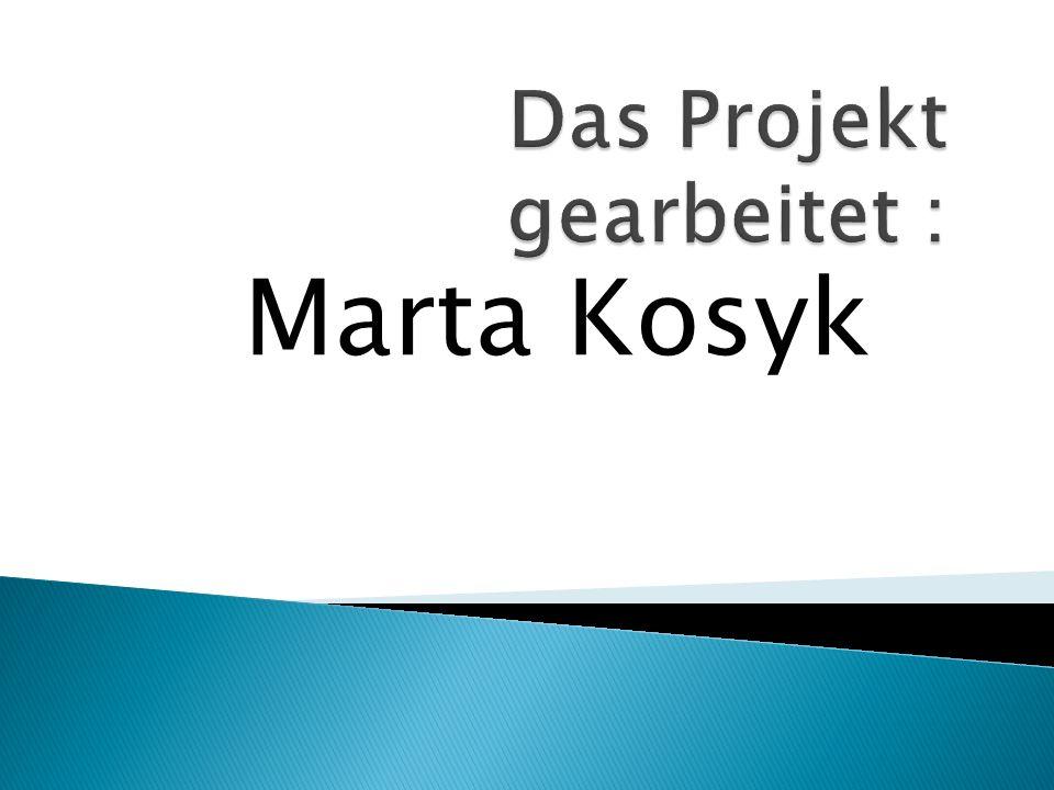 Marta Kosyk